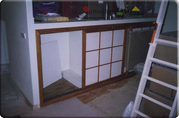 Bajo la cama armarios - Armario bajo cama ...